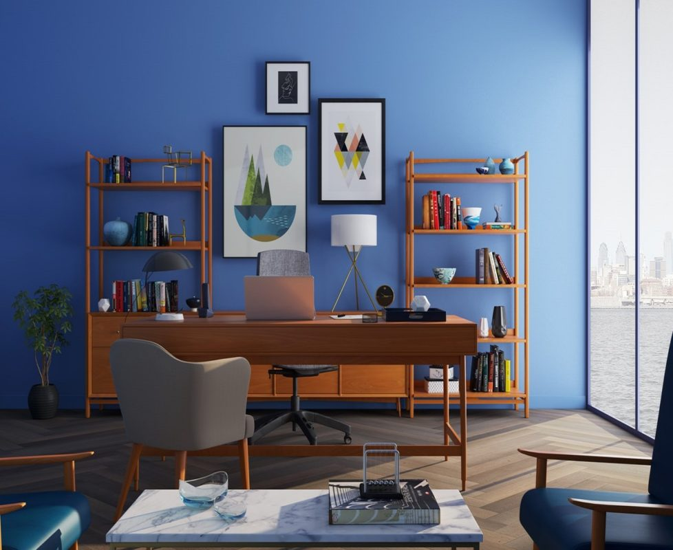 10 Insanely Smart Home Office Organization Ideas